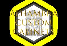 Alhambra Custom Cabinets Logo